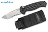 Benchmade 9052S AFO II AUTOMATIC - TANTO Combo Edge/Satin Finish - DISCONTINUED - SOLD OUT