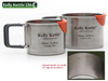 Kelly Kettle 50117 - Stainless Steel Camp Cup Set - Silicone Coated Handles