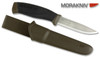 """MORAKNIV 11863 COMPANION FIELD KNIFE. 4.1"""" CARBON STEEL BLADE. CUTLERY SHOPPE"""