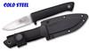 "Cold Steel 36LPME Pendleton Mini Hunter - 3.0"" Satin Finish VG-1 Blade - Kray-Ex Handle - Secure-Ex Sheath"
