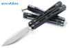 "Benchmade 32 Morpho Bali-Song  D2 Tool Steel 3.25"" Plain Edge Blade 32 Cutlery Shoppe"