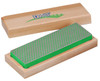 "DMT W6E 6"" Diamond Whetstone™ Sharpener - Extra Fine w/Hardwood Case"