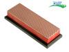 """DMT W6FP 6"""" Diamond Whetstone™ Sharpener - Fine w/Plastic Case"""