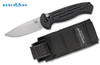 "BENCHMADE 9051 AFO II AUTOMATIC. 3.51"" PLAIN EDGE 154CM BLADE. HARD ANODIZED 6061-T6 ALUMINUM HANDLE. CUTLERY SHOPPE"
