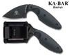 Ka-Bar 1480 TDI Law Enforcement Knife - Plain Edge - CUTLERY SHOPPE