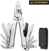 "Leatherman 831180A Super Tool 300 - 4.5"" Closed - 19 Tools  - Black Nylon Molle Sheath - DISCONTINUED - ONLY 2 LEFT"