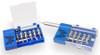 BENCHMADE 981084F BLUE BOX MAINTENANCE SERVICE TOOL KIT. WWW.CUTLERYSHOPPE.COM