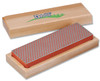 "DMT W6F 6"" Diamond Whetstone™ Sharpener - Fine w/Hardwood Case"