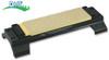 "DMT W8CX-WB 8"" DuoSharp® Bench Stone - Coarse/Extra-Coarse w/Base - CUTLERY SHOPPE"