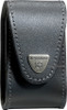 VICTORINOX SWISS ARMY 33269 BLACK LEATHER BELT POUCH FOR SWISSCHAMP XAVT. CUTLERY SHOPPE