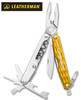 "Leatherman 831918 Juice C2 – 3.25"" Closed – 12 Tools – Sunrise Yellow Anodized Aluminum Handle - DISCONTINUED - ONLY 1 LEFT"