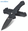 "BENCHMADE 9600BK RUKUS II AUTOMATIC TACTICAL KNIFE, 3.40"" CPM-S30V BLADE, WWW.CUTLERYSHOPPE.COM"