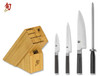 SHUN Classic DMS0530 - 5 Piece Slimline Block Set