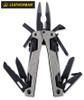 """Leatherman 831793 OHT Silver – 4.5"""" Closed – 16 Tools – Silver/Black Finish Handle – Black Nylon Sheath - DISCONTINUED - ONLY 2 LEFT"""