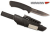 "MORAKNIV 11742 M-11742 BUSHCRAFT SURVIVAL KNIFE WITH FIRESTEEL AND SHARPENER. 4.3"" HIGH CARBON BLADE. MADE IN SWEDEN. CUTLERY SHOPPE"