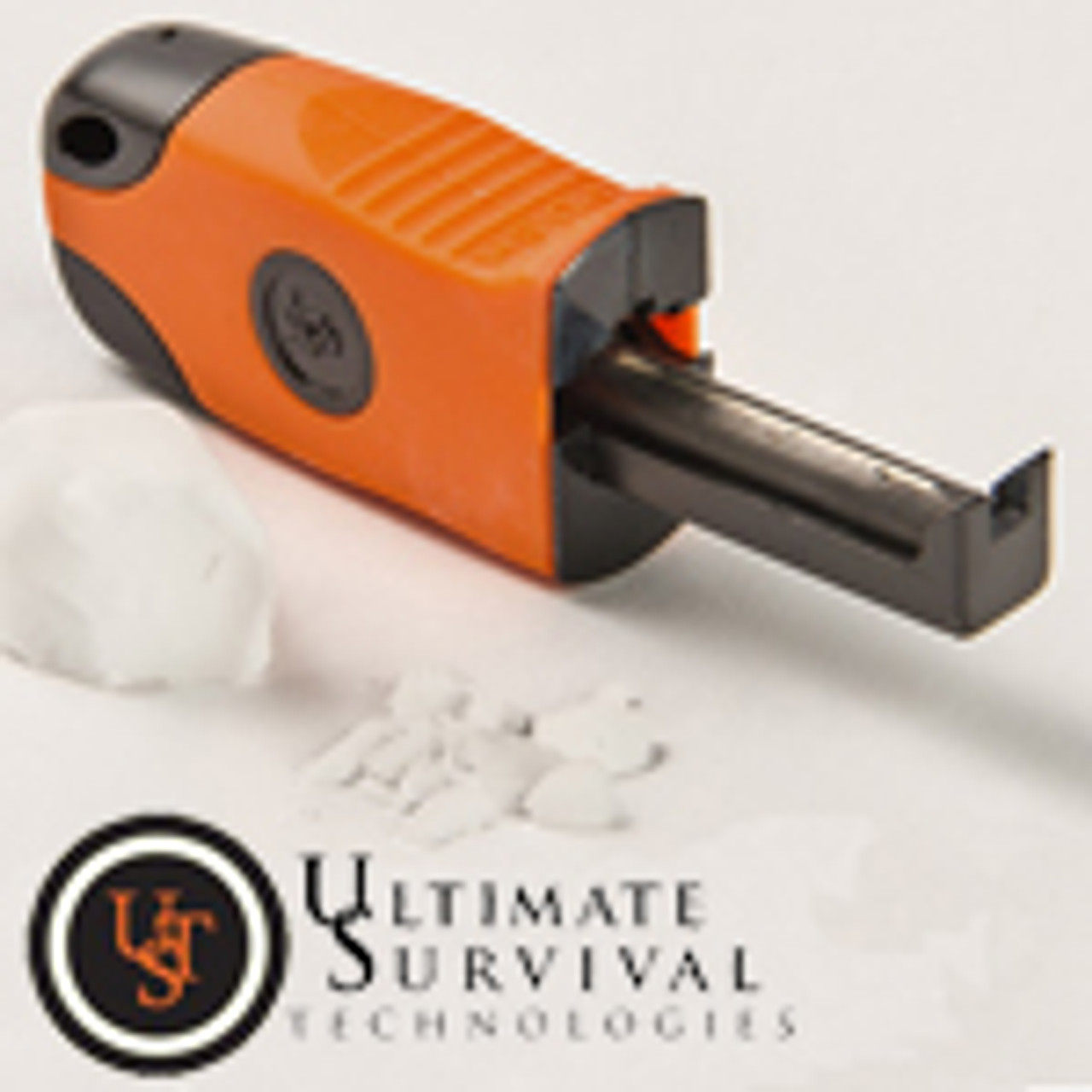 Ultimate Survival Sparkie Firestarter Orange Lightweight 20-902-0003-001
