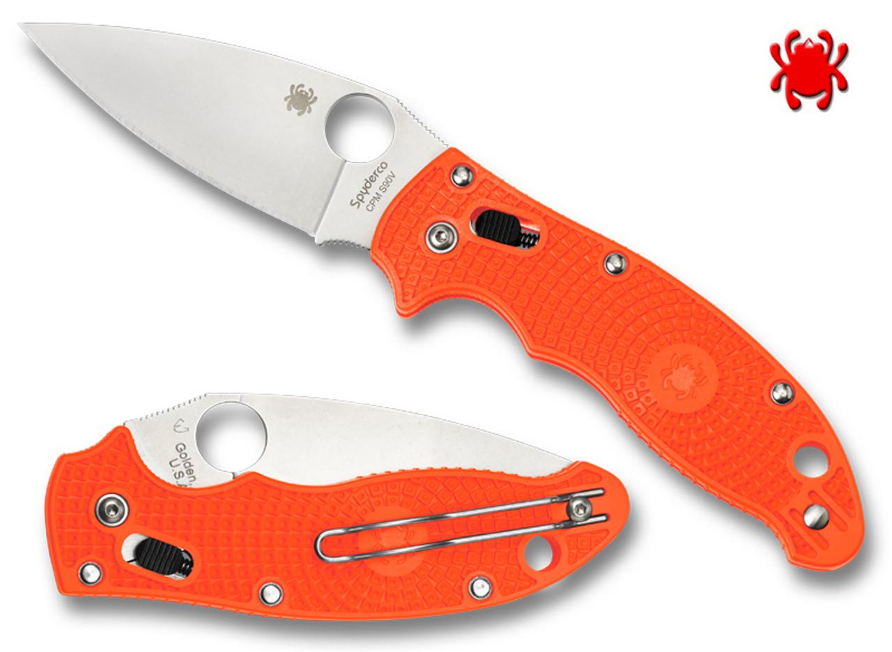 Spyderco C101POR2 Manix 2 - 3 37