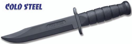 """Cold Steel 92R39LSF Rubber Training Leatherneck SF - 7"""" Santoprene Rubber Blade - Santoprene Rubbler Handle - CUTLERY SHOPPE"""