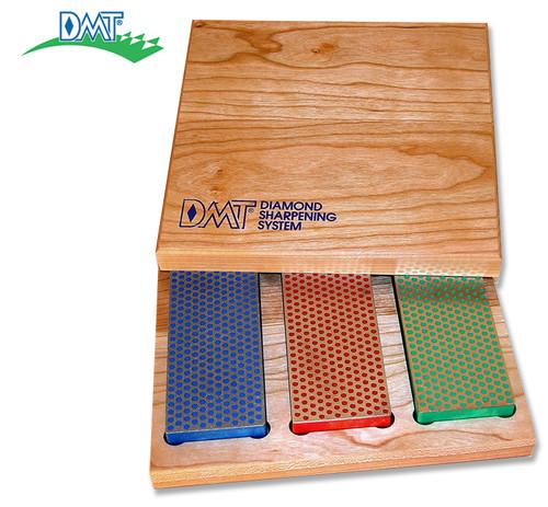 All 3 Sizes - Fine DMT Diamond Honing Cones Set DCKF