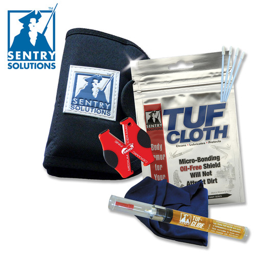 SENTRY SOLUTIONS 91201 GEAR CARE KIT. CUTLERY SHOPPE