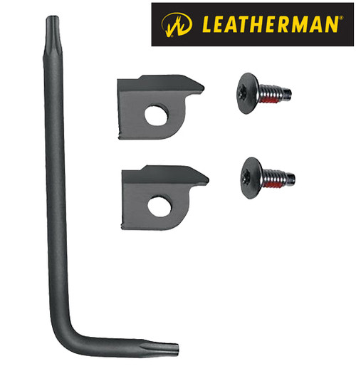 Leatherman 930355 154CM Replacement Cutter Inserts - Works with: MUT, OHT, Rebar, Super Tool 300 & Surge