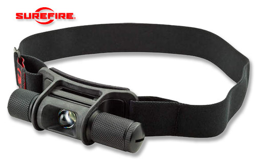 SUREFIRE MINIMUS VARIABLE OUTPUT HEADLAMP. CUTLERY SHOPPE