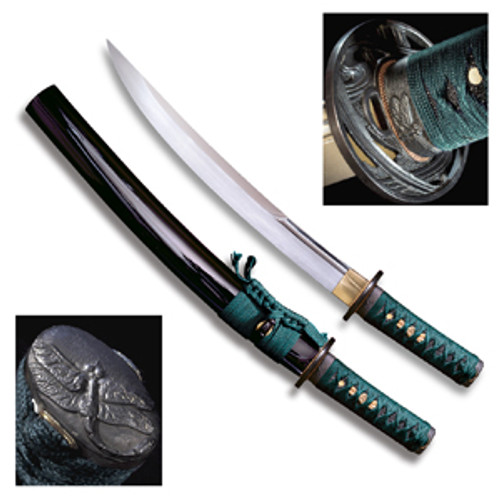 "Cold Steel 88DT Dragonfly O Tanto - 15"" Blade - SPECIAL ORDER ITEM"