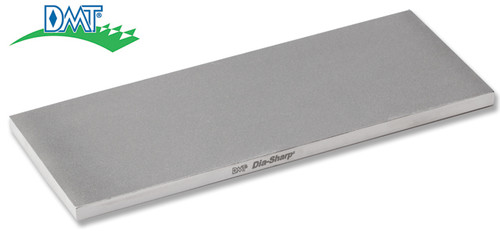 "DMT D10E 10"" DIA-SHARP® BENCH STONE. EXTRA-FINE GRIT. SIZE: 10"" x 4"" x 0.375"" MADE IN USA. CUTLERY SHOPPE"