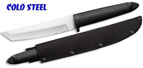 "Cold Steel 20T Tanto Lite - 6"" Plain Edge Blade - Polypropylene Handle - Cor-Ex Sheath - CUTLERY SHOPPE"