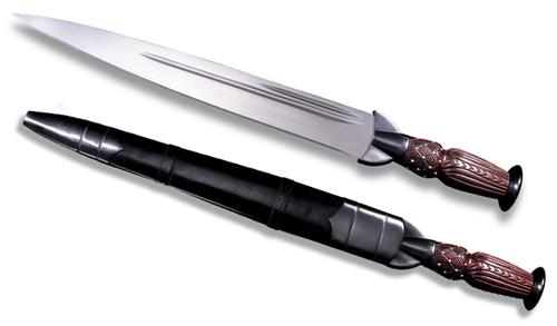 """Cold Steel 88SD Scottish Dirk - 13"""" Blade"""