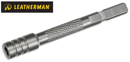 Leatherman 931009 Bit Driver Extender - Fits on any Leatherman Tool with Bit Holder