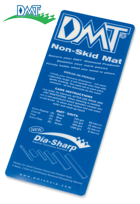 "DMT SR009 10"" X 4"" NON-SKID MAT. CUTLERY SHOPPE"