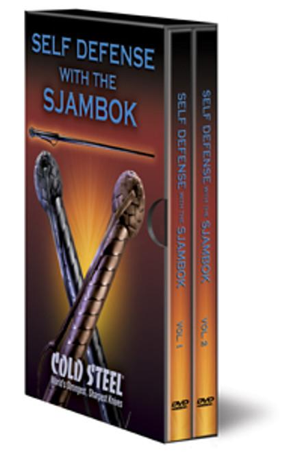 Cold Steel VDFSK - Self Defense with the Sjambok - DVD Set