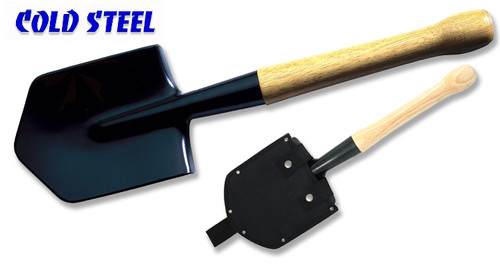 COLD STEEL 92SFS SPECIAL FORCES SHOVEL. CUTLERY SHOPPE