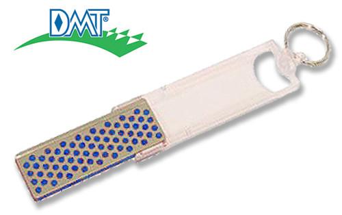 DMT FF70C DIAMOND ANGLER MINI-SHARP KEYCHAIN CARRY SHARPENER. COARSE GRIT. CUTLERY SHOPPE