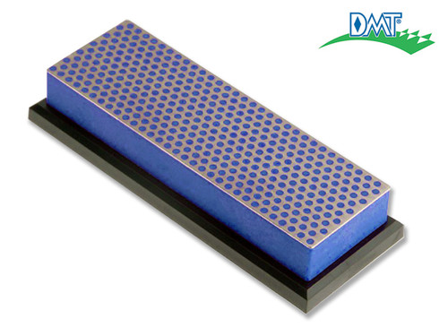 "DMT W6CP 6"" Diamond Whetstone™ Sharpener - Coarse w/Plastic Case - CUTLERY SHOPPE"