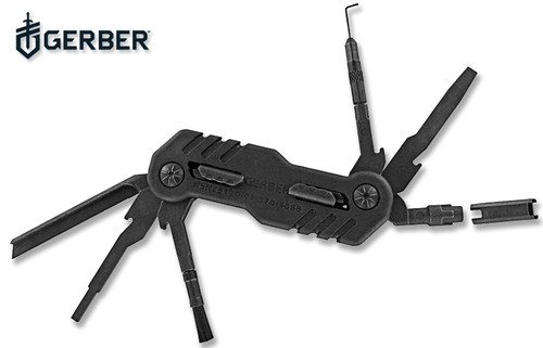 GERBER EFECT MILITARY WEAPONS MAINTENANCE TOOL. 30-000030. CUTLERY SHOPPE