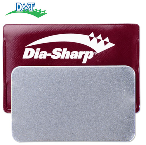 "DMT D3F 3"" DIA-SHARP CREDIT CARD SIZED SHARPENER. CUTLERY SHOPPE"