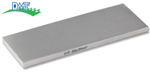 "DMT D8E 8.0"" DIA-SHARP EXTRA FINE DIAMOND BENCH STONE. CUTLERY SHOPPE"