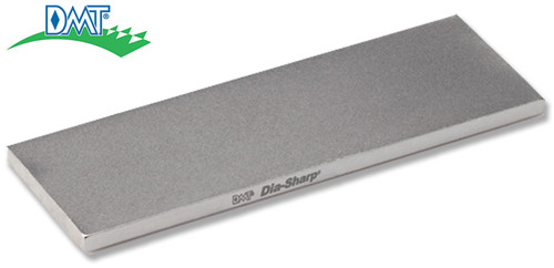 "DMT D6FC 6.0"" DOUBLE SIDED DIA-SHARP BENCH® STONE. FINE/COARSE GRIT. SIZE: 6"" x 2"" x 0.25"" MADE IN USA. CUTLERY SHOPPE"