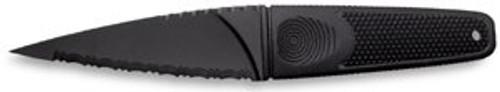 "COLD STEEL 92FSD SKEAN DHU FGX NIGHTSHADE SERIES. 3.75"" SINGLE EDGE GRIV-EX ""BLADE"" CUTLERY SHOPPE"