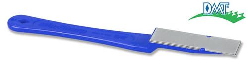 "DMT OD2C 2.5"" OFFSET DIA-SHARP DIAMOND MINI HONE. COARSE GRIT (45 MICRON, 325 MESH) CUTLERY SHOPPE"