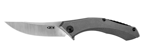 "Zero Tolerance 0460TI Sinkevich Flipper - 3.25"" Plain Edge CPM-20CV Blade - Titanium Frame Lock - DISCONTINUED - SOLD OUT"