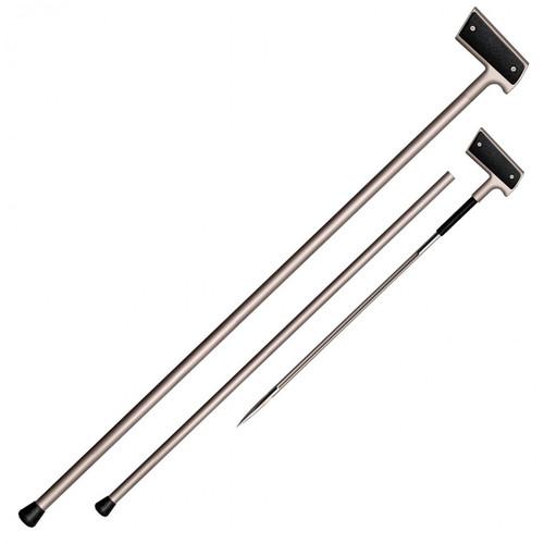 "Cold Steel 88SCFH 1911 Guardian 1 Sword Cane w/Aluminum Grip & Shaft - 19.0"" Blade - 37.75"" Overall Length"