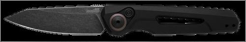 "Kershaw 7550 Launch 11 AUTOMATIC - 2.75"" Blackwash Finish CPM-154 Blade - Black Anodized 6061-T6 Aluminum Handle - CUTLERY SHOPPE"