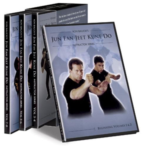 Cold Steel VDJKD - Ron Balicki's Jun Fan Jeet Kune Do VDJKD - DVD Set
