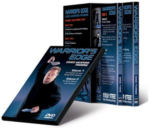 Cold Steel VDWEP - The Warrior's Edge - DVD Collection