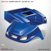 DoubleTake Spartan Body Set - Club Car DS Blue