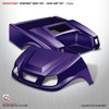DoubleTake Spartan Body Set - Club Car DS Purple