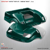 DoubleTake Vortex Body Set - Yamaha Drive Green